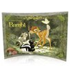 Trend Setters Bambi (Bambi and Butterfly) Graphic Art Plaque