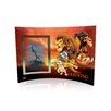 <strong>Trend Setters</strong> Lion King (Group Collage) Curved Glass Print with Photo Frame
