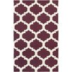 Artistic Weavers York Geometric Harlow Purple Area Rug