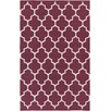 Artistic Weavers Vogue Purple Geometric Claire Area Rug