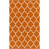 Artistic Weavers Vogue Orange Geometric Claire Area Rug