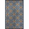 Jaipur Rugs Blithe Blue/Yellow Geometric Area Rug