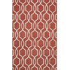 Jaipur Rugs City Red / Ivory Area Rug