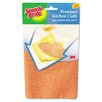 <strong>Scotch-Brite Premium Kitchen Cleaning Cloth (Set of 12)</strong> by 3M
