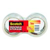 "3M 1.88"" x 1956"" Moving and Storage Scotch Packaging Tape (2 Count)"
