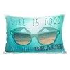 One Bella Casa At the Beach Pillow