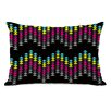 One Bella Casa Ziggy Triangle Pillow
