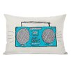 One Bella Casa Boombox Pillow