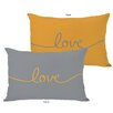 One Bella Casa Love Mix and Match Pillow