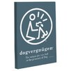 One Bella Casa Doggy Decor Dogvernugen Graphic Art on Canvas