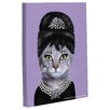 One Bella Casa Pets Rock Breakfast Graphic Art on Canvas