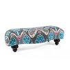 Loni M Designs Curved Bedroom Bench