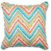 Loni M Designs Chevron Pillow