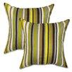 Big Tree Furniture Denmark Wheatgrass Pillow (Set of 2)