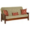 Big Tree Furniture Margaux Futon Frame and Mattress