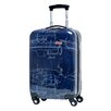 "<strong>IZOD</strong> Enterprise 24"" Spinner Upright Suitcase"