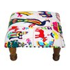 <strong>Embroidered Ottoman</strong> by Divine Designs