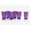 <strong>Moroccan Tea Glass (Set of 6)</strong> by Divine Designs
