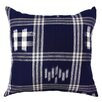 Divine Designs Madera Ikat Pillow