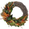 <strong>Autumn Rustic Vineyard Wreath</strong> by Urban Florals