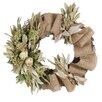 <strong>Urban Florals</strong> Spring / Everyday Vintage Rose Wreath