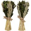 Urban Florals Autumn Provence Fields (Set of 2)