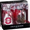 <strong>Cole & Mason</strong> Tap Salt and Pepper Mill Gift Set