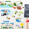 Mona Melisa Designs Peel and Learn Eco System Wall Decal