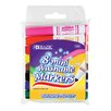<strong>8 Color Broad Line Mini Washable Marker Set</strong> by Bazic