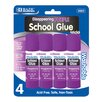 <strong>Washable Purple Glue Stick (Set of 4)</strong> by Bazic