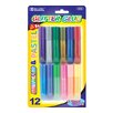 <strong>Mini Glitter Glue (Set of 12)</strong> by Bazic