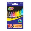 <strong>16 Color Premium Quality Crayon Set</strong> by Bazic