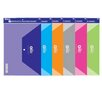 Bazic Clear Letter Size Document Holders (Set of 2)