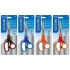 "Bazic 7"" Soft Grip Stainless Steel Scissors (Set of 144)"
