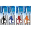 """<strong>8"""" Soft Grip Stainless Steel Scissors</strong> by Bazic"""