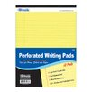 Bazic Perforated Writing Pad (Set of 12)