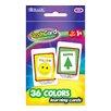 Bazic Colors Preschool Flash Cards