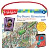 Highlights Top Secret Adventures Secret Decoder 150 Piece Jigsaw Puzzle
