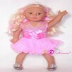 "<strong>Arianna</strong> Glamour Girl Party Dress for 18"" American Girl Doll"