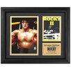 Legendary Art 'Rocky' Movie Framed Memorabilia