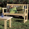 Rustic Natural Cedar Furniture English Wood Garden Bench