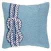 Peking Handicraft Nautical Hook Knot Pillow