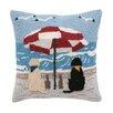 <strong>Nautical Hook Surf Boards Pillow</strong> by Peking Handicraft