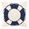 <strong>Nautical Hook Life Buoy Pillow</strong> by Peking Handicraft
