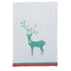 Peking Handicraft Reindeer Kitchen Towel