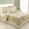 Peking Handicraft Modern Heirloom Rachel 7 Piece Comforter Set