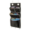 Gearbox Over the Door Magazine Organizer