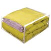 <strong>Clear Vinyl Storage Jumbo Blanket Bag</strong> by Richards Homewares