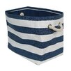<strong>Atlantic Striped Bin</strong> by Richards Homewares