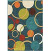 Orian Rugs Inc. Kids Court Gumball Admiral Blue Area Rug